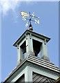 SK4663 : Weathervane at Hardwick Hall by Graham Hogg