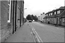 NS4927 : Barskimming Road, Mauchline by Billy McCrorie