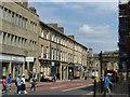 NY4055 : Devonshire Street, Carlisle by Alan Murray-Rust