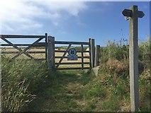 SM7709 : West Hook Farm by Alan Hughes