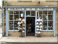 NY7063 : Harvey's Shoes & Hats, 11 Westgate, Haltwhistle by Andrew Curtis