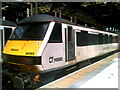 TQ3381 : Greater Anglia Train at Liverpool Street Railway Station by Geographer