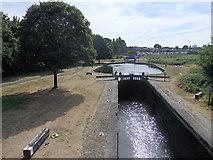 SE3419 : Fall Ing Lock, Wakefield by Rudi Winter