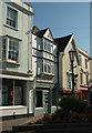 ST5445 : Buildings on High Street, Wells by Derek Harper