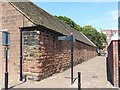 NY3955 : Tithe Barn, Heads Lane, Carlisle by Alan Murray-Rust
