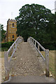 SP7993 : Medbourne packhorse bridge by Ian Taylor