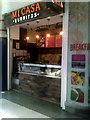TQ3381 : Mi Casa Burritos in Liverpool Street Railway Station by Adrian Cable