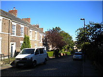 NZ2364 : Lancaster Street, Newcastle by Richard Vince