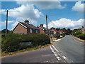 TQ4129 : Beaconsfield Road, Chelwood Gate by Malc McDonald