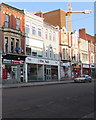 ST3187 : Missy Brow's eyebrows & beauty salon, Commercial Street, Newport by Jaggery