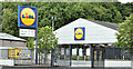 J3477 : Lidl, Shore Road, Belfast (July 2018) by Albert Bridge