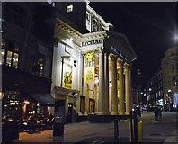 TQ3080 : Lyceum Theatre by N Chadwick
