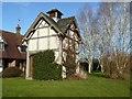 SO4158 : Dovecote in Eardisland by Philip Halling
