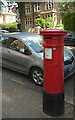 ST5774 : Postbox, St John's Road, Clifton by Derek Harper