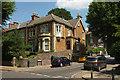 ST5774 : House on St John's Road, Clifton by Derek Harper