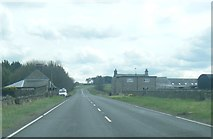 NY8693 : A68 at Dargues by Colin Pyle