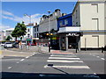 SX4754 : Zebra crossing to a KFC in Plymouth by Jaggery
