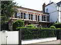 TQ1566 : The Elms, Weston Green Road by Mike Quinn