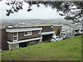 SX8670 : Houses on Courtenay Road, Newton Abbot by Chris Allen
