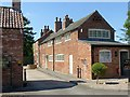 SK4723 : Former hosiery workshop and house, Long Whatton by Alan Murray-Rust