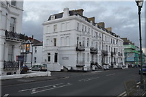 TR3752 : Seafront Terrace (Deal House) by N Chadwick