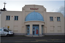 TR3752 : Former Regent Cinema by N Chadwick