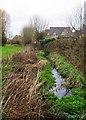 SP3509 : Emma's Dike near Gordon Way, Witney, Oxon by P L Chadwick