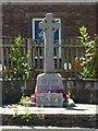 SK4823 : War Memorial, Long Whatton by Alan Murray-Rust