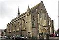 ST1976 : Church of St German of Auxerre, Cardiff by Derek Harper