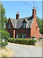 SK4823 : The Lodge, Mill Lane, Long Whatton by Alan Murray-Rust