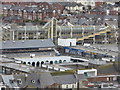 SX8571 : Market Hall and multi-storey car park, Newton Abbot by Chris Allen