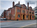 SD8602 : Former Baths and Laundry, Harpurhey by David Dixon