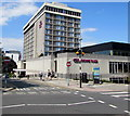 SX4754 : Crowne Plaza Hotel, Armada Way, Plymouth by Jaggery