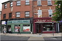C4316 : Hegarty's / Doherty's, Derry / Londonderry by Kenneth  Allen
