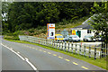 W4047 : Kevin Kelleher Tyre Centre on the N71 by David Dixon