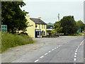 W4148 : Pedlars Cross Bar by David Dixon