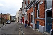 C4316 : Magazine Street, Derry / Londonderry by Kenneth  Allen