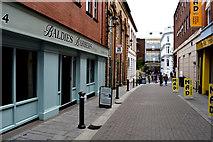 C4316 : Baldies Barbers, Derry / Londonderry by Kenneth  Allen