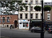 C4316 : Bluebird & me / Claudes, Derry / Londonderry by Kenneth  Allen