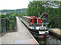 SJ2742 : Pontcysyllte Aqueduct and Llangollen Canal by G Laird