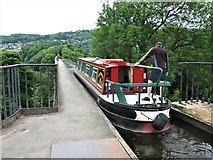 SJ2742 : Pontcysyllte Aqueduct and Llangollen Canal by G Laird