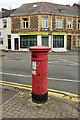 ST1877 : Victorian postbox, Cathays by Derek Harper