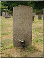 SP2712 : Grave of Diana Mosley (nee Mitford) by Philip Halling