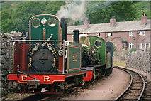 NY1700 : Resting at Dalegarth by Peter Trimming