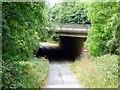 SK3742 : A38 crossing Moor Lane by Ian Calderwood