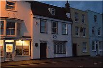 TR3752 : Tudor Cottage by N Chadwick