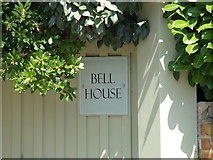 TM3864 : Bell House sign by Adrian Cable