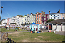 W7966 : Westbourne Place, Cobh by Ian S
