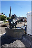 W7966 : The Navigator in John F Kennedy Park, Cobh by Ian S