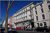 W7966 : The Commodore Hotel, Westbourne Place, Cobh by Ian S